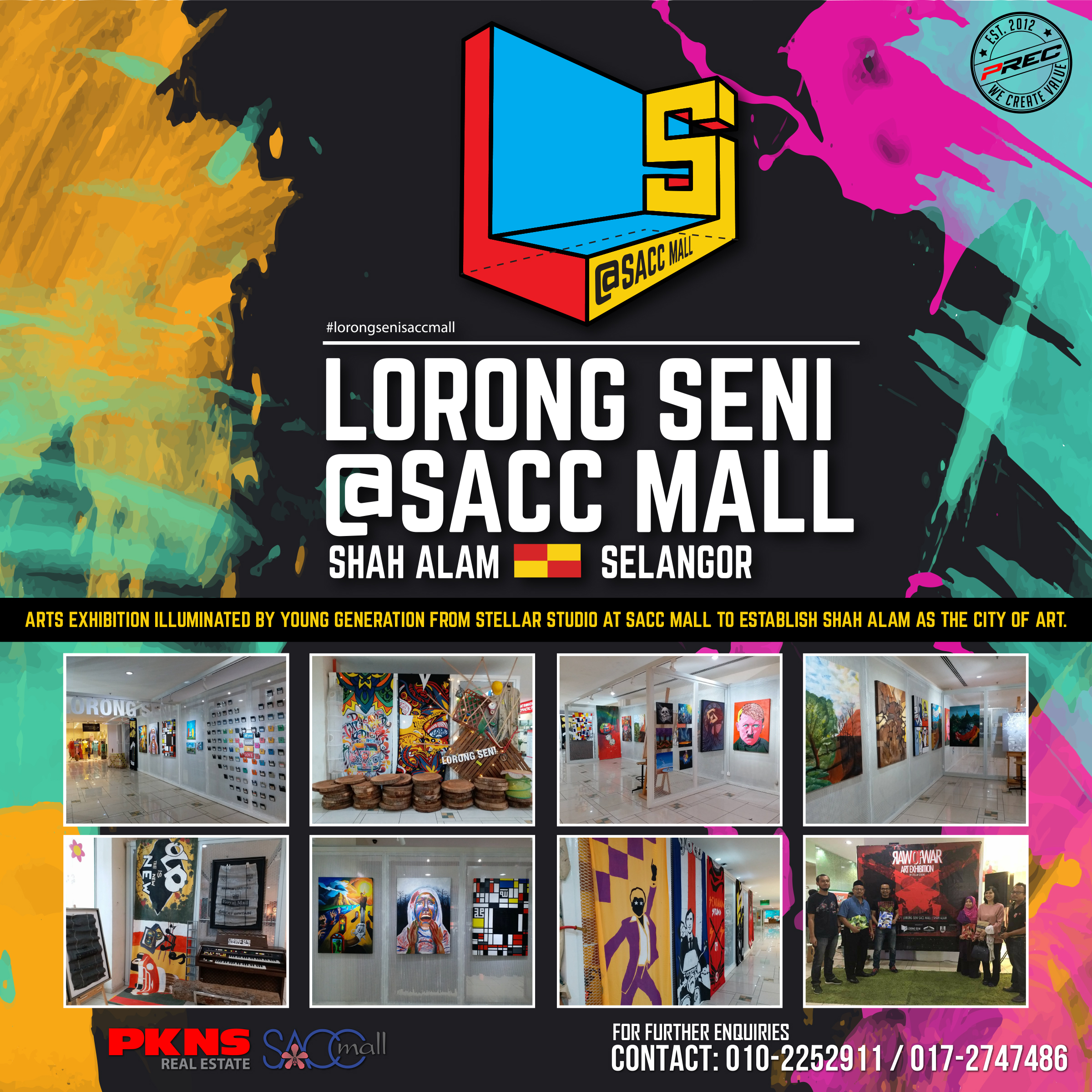 Lorong Seni @ SACC Mall