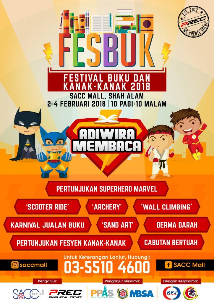 Poster FESBUK 2018