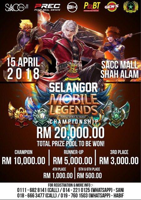 Selangor Mobile Legends Championship