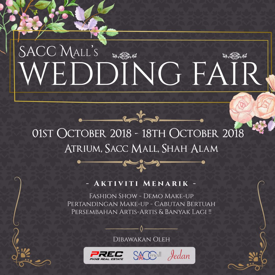 SACC Mall Wedding Fair 2018